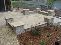medium size of patio ideas stone design lay a flagstone diy bench designs compact natural modern build stone patio