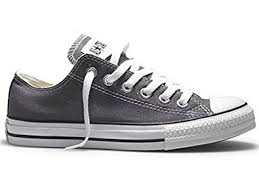 converse ox. amazon.com | converse chuck taylor all star core ox charcoal 1j794 mens 7 fashion sneakers l