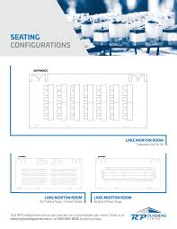 Rp Funding Center Seating Chart Convention Rp Funding Center