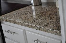 Diy Tile Kitchen Countertops The Dizzy House Diy Granite Mini Slabs Undermount Sink