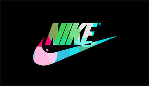 nike shoes logo pictures. if you want to design any ad campaign with nike shoes at the product, then can opt for this colorful logo template free. pictures l