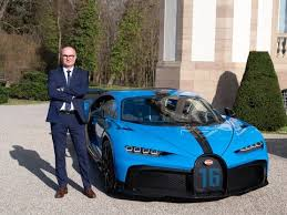 Bugatti chiron super sport 300+ prototype. The Bugatti Chiron Pur Sport Explained By Its Chief Engineer