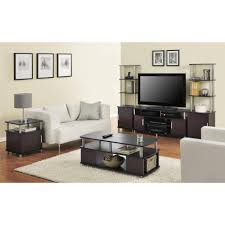 modern tv stand and coffee table set
