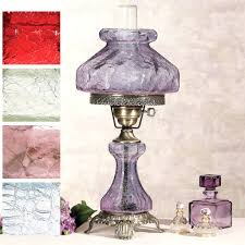purple glass table lamp base lavender le you might also consider small brayleigh lamps pendant ceiling