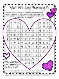 Fantastic Valentines Day Math Pictures Inspiration - Valentine ...