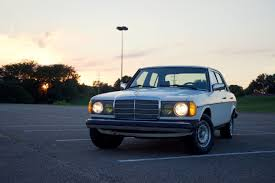 James Cooperider's 1983 Mercedes-Benz 300D on Wheelwell