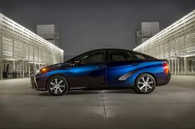 Toyota Mirai Fuel Cell Cars Recalled, All 2,840 of Them ...