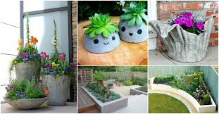 Concrete Planters And Raised Garden Beds You Shouldn't Miss