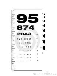50 Problem Solving Printable Snellen Charts