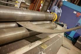 sheet metal roll plate and sheet metal rolling capabilities custom metal