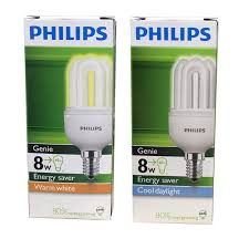 PHILIPS GENIE 8W CDL E27 220-240V DAYLIGHT