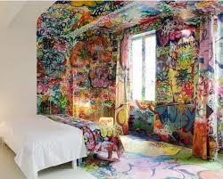 6 Unique Rooms in Hotel Au Vieux Panier. Graffiti BedroomPanic ...