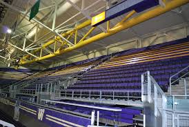 Hec Edmundson Pavilion Upper Level Seating The West End