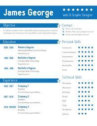 New Resume Format Sample. 50 Beautiful Free Resume Cv Templates In