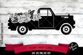 Are you searching for christmas tree png images or vector? 3 Old Pickup Truck Svg Designs Graphics