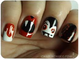 Gnarly Gnails: 33DC - Art w/Oldest Untried | Nails that ROCK ... via Relatably.com