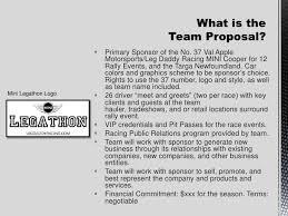 car sponsorship proposal template racing sponsorship proposal sample under fontanacountryinn com
