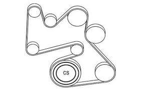 2003 pontiac grand am serpentine belt diagram vehiclepad 2002 pontiac grand am serpentine belt diagram 4 cylinder questions
