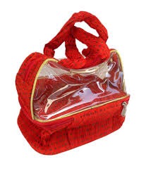 they 2 part red jewellery makeup bag they 2 part red jewellery makeup bag at best