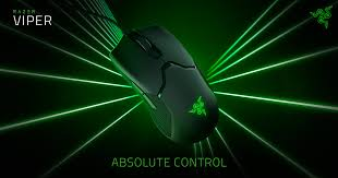 <b>Razer Viper</b> - <b>Ambidextrous</b> Wired Gaming Mouse with Razer ...