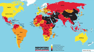 Charts Germany Media Control Press Freedom Is Declining Worldwide And Media Mergers Are