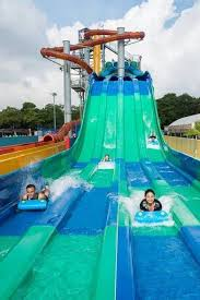 Wow photo wild weather extreme weather. Beat The Heat At Singapore S Water Park Wild Wild Wet The Hindu
