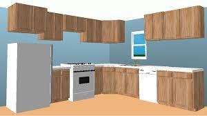 l shaped kitchen cabinets photo 1