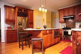 k10sampledoor mocha maple glazed cabinet