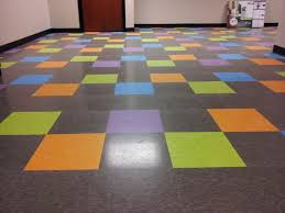 maybe we can similar look to have a variety of colors in our vct floor