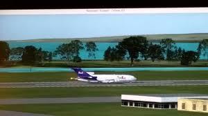 Fedex 727fsx 7am Arrival Kingston Jamaica Youtube