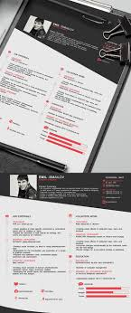 Free Resume Cv Web Templates Free Professional CV Resume PSD Template If you like UX design 63