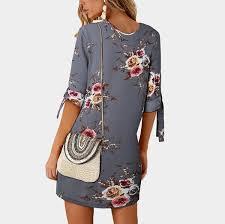 Hot Sale Bohemian Dress <b>Women</b> Beach <b>New Summer Geometry</b> ...