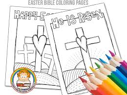Keep jesus first † download our religious coloring pages for easter in one file hassle free pdf. Easter Bible Coloring Pages Christian Preschool Printables