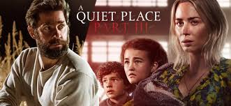 If they hear you, they hunt you. John Krasinski Already Has Ideas For A Quiet Place Part Iii