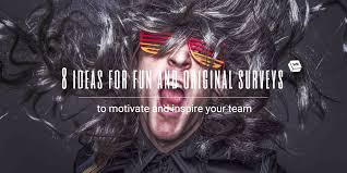 8 Fun Employee Survey Ideas Cakehr Blog