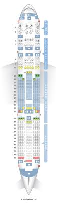 Seat Map Boeing 777 300er Klm Review Klm Boeing 777