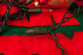How to Fix Half a String of Christmas Lights That Are Out | eHow