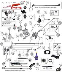 interactive diagram jeep cj steering components jeep cj5 parts interactive diagram jeep cj steering components