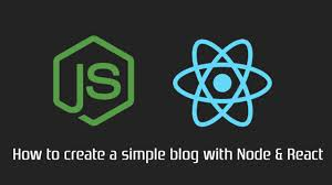 How to create a simple blog with Node & React