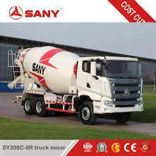 Truck Quotes Best China Sany Sy4448c448 R 448m48 Truck Mixer China Concrete Mixer Truck