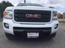 2018 gmc grill. perfect grill summit white 2018 gmc canyon left front head light  bumper and grill in  oshawa on intended gmc grill