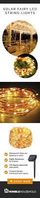 Where Can I Buy Fairy Lights In Nairobi Solar Fairy Led String Lights Www Humblehousehold Com