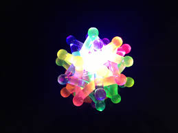 Autism Light Up Toys This Light Up Neutron Ball Is Easy For Little Hands To Grasp