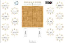 wedding reception layout wedding floor plan military bralicious co