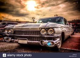 Cadillac Eldorado 1959, american vintage car Stock Photo, Royalty ...