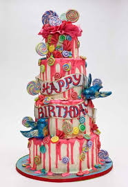 Birthday Cakes Fancy Cakes By Leslie Dc Md Va Wedding Cakes