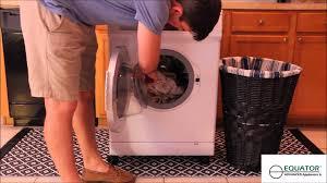 equator washer dryer. Interesting Equator Equator Super Combo Demo Video Intended Washer Dryer R