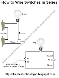 bedroom wiring diagram fidelitypoint net Electrical Layout Bedroom how to wire switches in series basic home electrical wiring