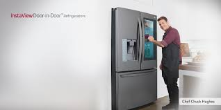 Kitchen Appliance Packages Canada All Refrigerators Stainless Steel Smart And Large Fridges Lg