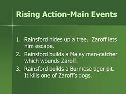 Rainsford Zaroff Venn Diagram The Most Dangerous Game Ppt Video Online Download